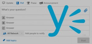 Yammer-poll-feat