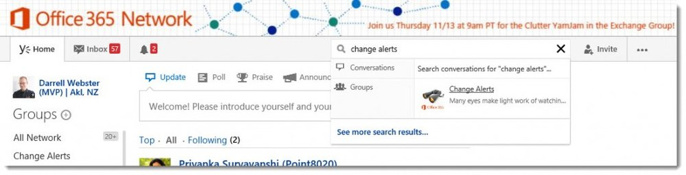 Change-Alerts-Yammer-Group-02