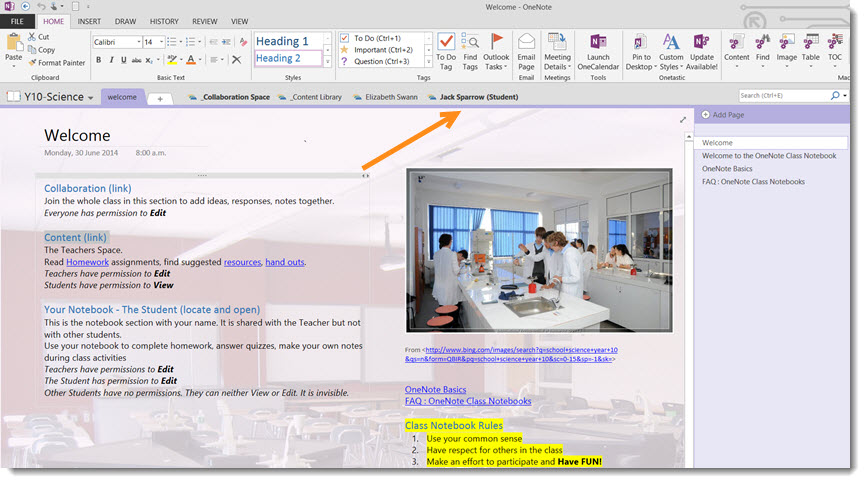 OneNote-Class-Notebook-Creator-Check-for-completed-Homework-01
